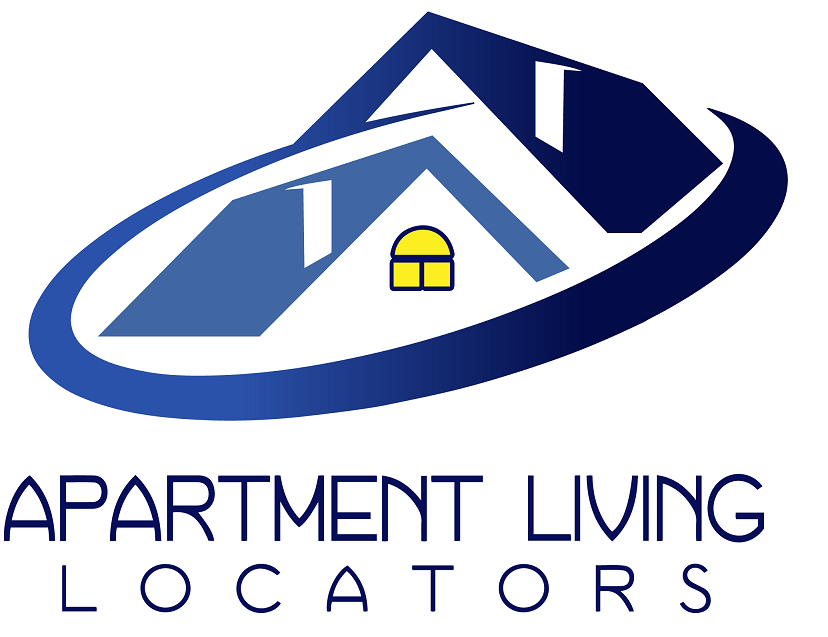 apartment living locators logo